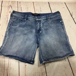 Liverpool Denim Shorts Women's size 10/30